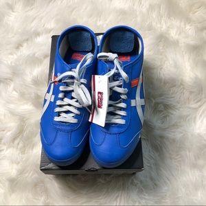 NIB - Woman's tiger sneakers - size 10